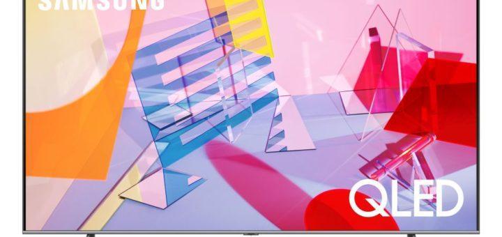 Samsung QLED televize QE43Q64TAU 136