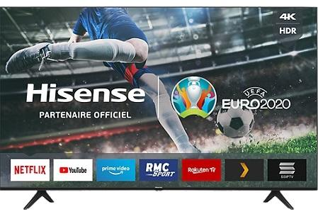 Hisense UHD LED televize 58A7100F 8