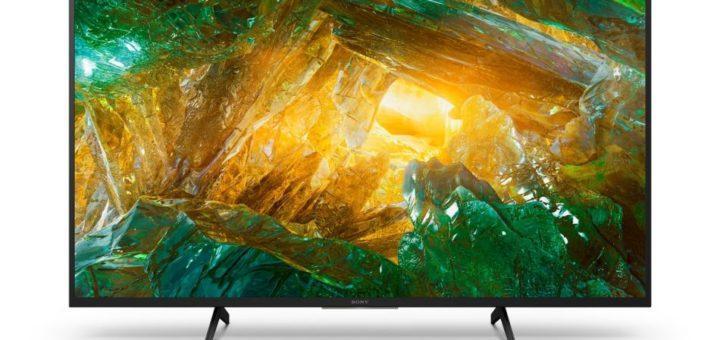 Sony UHD LED televize Bravia KD-55XH8096 32