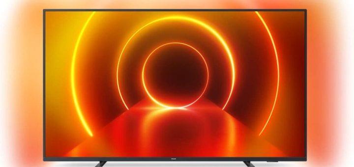 Philips Uhd Led televize 43Pus7805/12 36