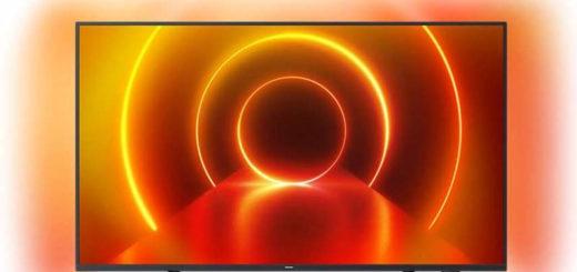 Philips Uhd Led televize 50Pus7805/12 4