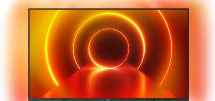 Philips Uhd Led televize 50Pus7805/12 1