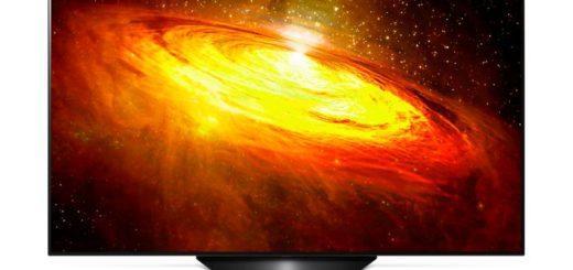 LG UHD LED televize OLED65BX 2