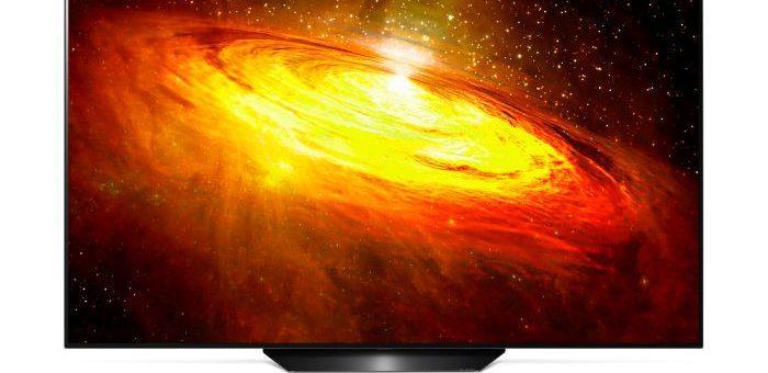 LG UHD LED televize OLED65BX 64