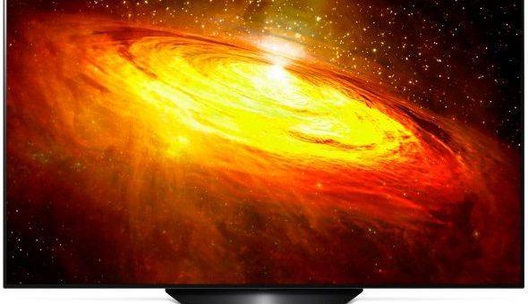 Lg Uhd Led televize Oled55bx 12