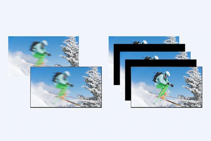 Sony UHD LED televize Bravia KD-75XH8096 2