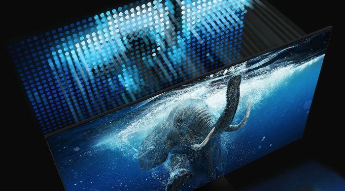 Samsung QLED televize QE65Q90TAT 1