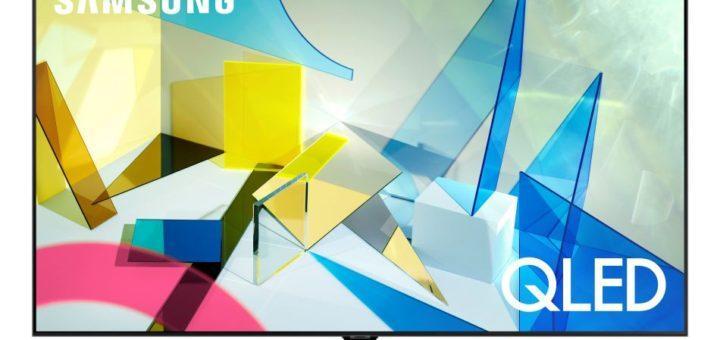 Samsung QLED televize QE65Q80TAT 49