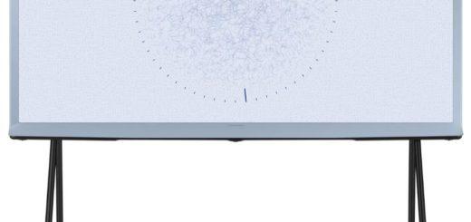 Samsung QLED televize QE55LS01TB 3