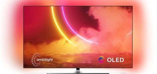 Philips UHD LED televize 55OLED855 3