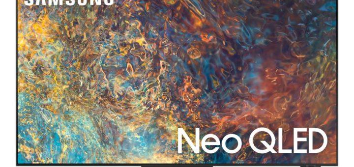 Návod na použití Samsung QLED televize QE65QN95AATXXH 1