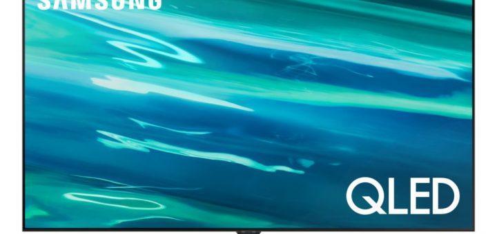 Samsung QLED televize QE55Q80AATXXH 1
