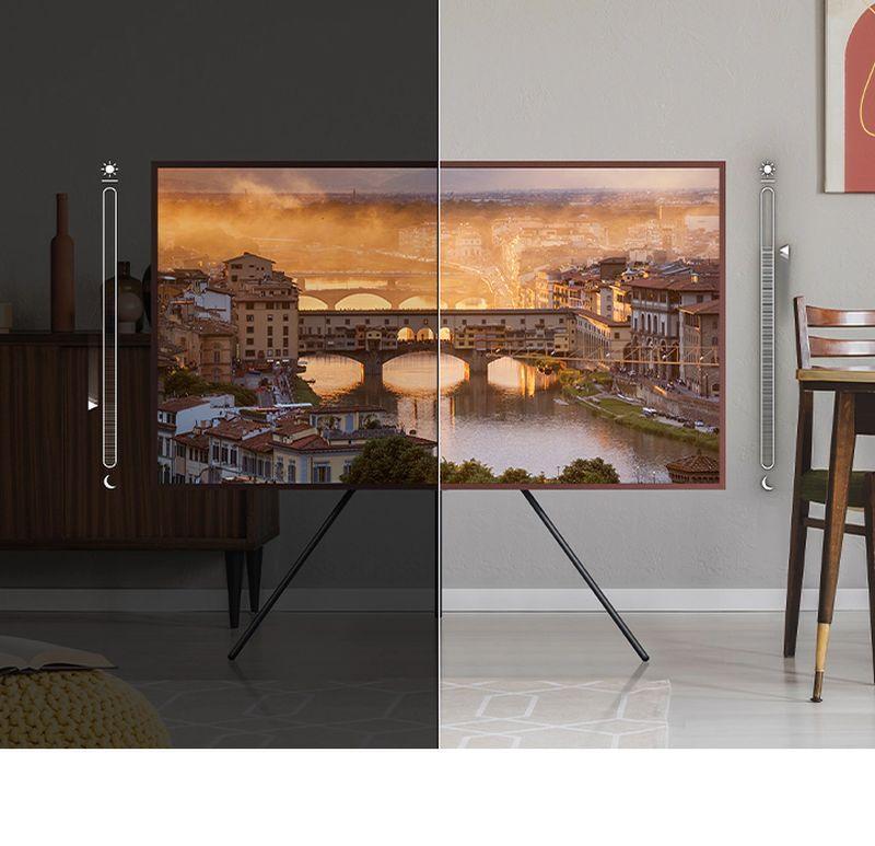 Samsung QLED televize QE55LS03AAUXXH 5