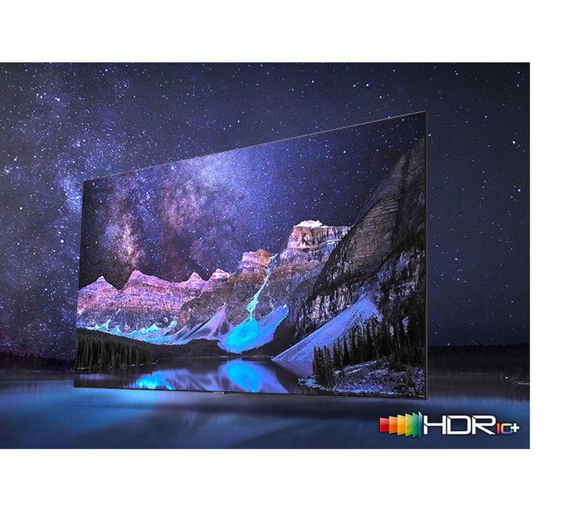Samsung QLED televize QE75Q80AATXXH 9
