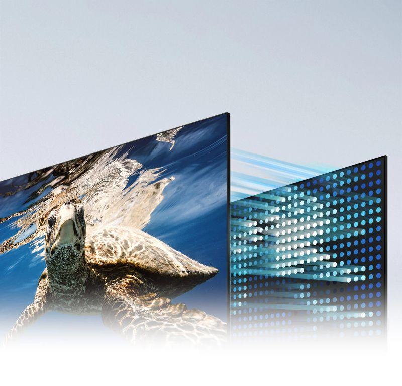 Samsung QLED televize QE75Q80AATXXH 1