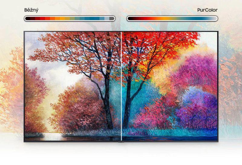 Samsung UHD LED televize UE55AU7172UXXH 1