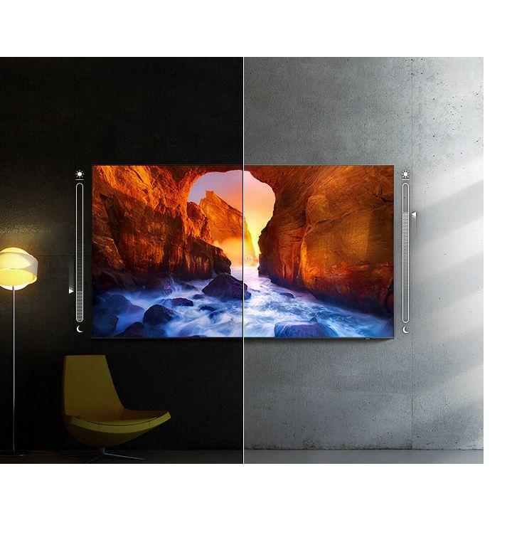 Samsung QLED televize QE75Q70AATXXH 5