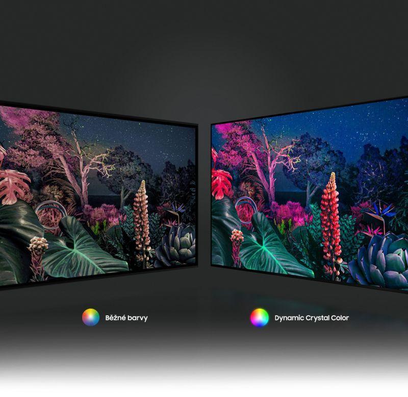 Samsung UHD LED televize UE50AU8072UXXH 1