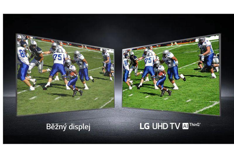 LG UHD LED televize 65UN7300 6