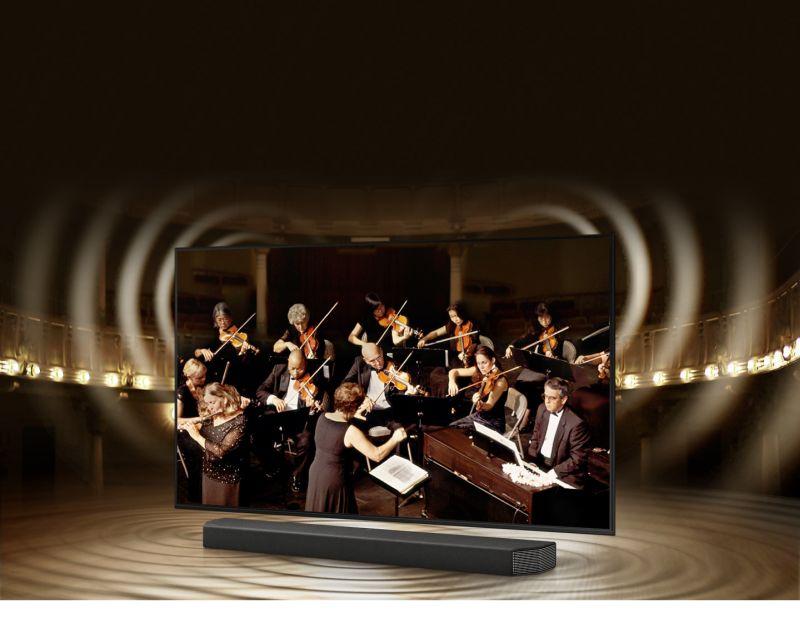 Samsung UHD LED televize UE50AU8072UXXH 4