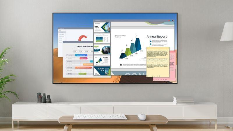 Samsung UHD LED televize UE55TU7092UXXH 3