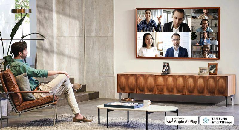 Samsung QLED televize QE55LS03AAUXXH 7