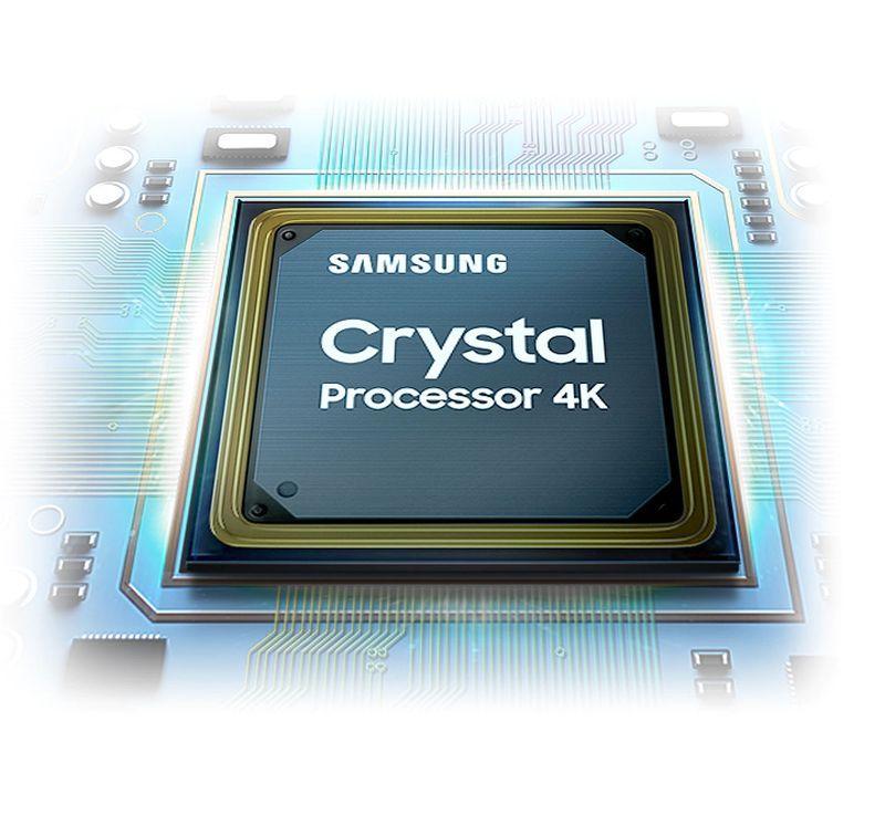 Samsung UHD LED televize UE55AU7172UXXH 2