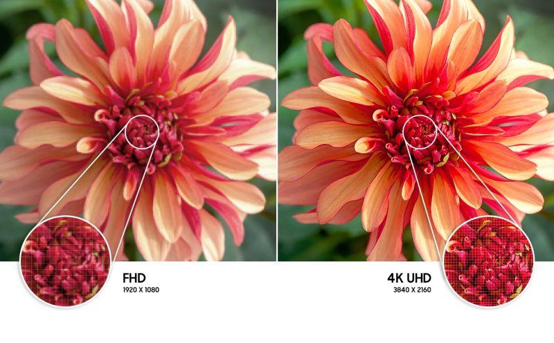 Samsung UHD LED televize UE50AU8072UXXH 3