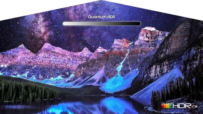 Samsung QLED televize QE65LST7TCUXXH 7