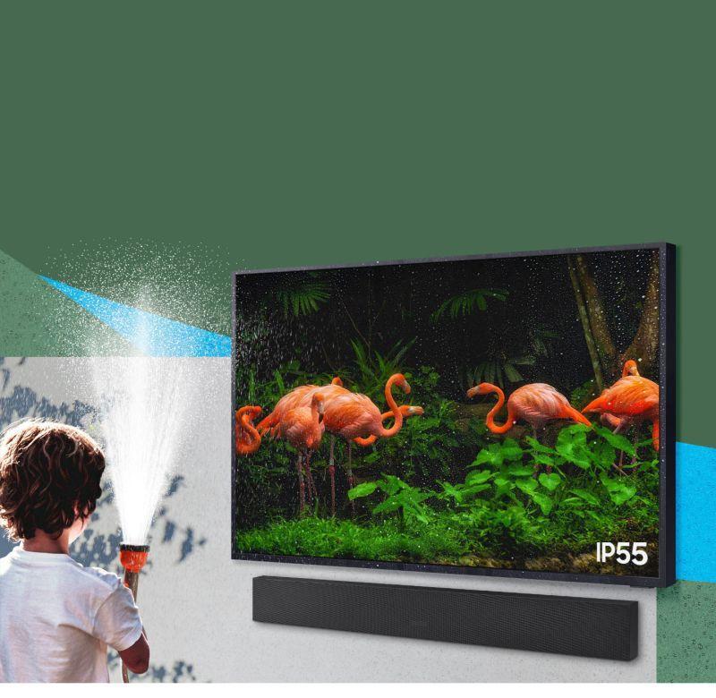 Samsung QLED televize QE65LST7TCUXXH 3