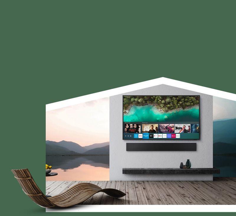 Samsung QLED televize QE65LST7TCUXXH 2